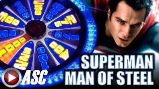 "SECOND ATTEMPT ""MEGA WIN"" SUPERMAN MAN OF STEEL (Aristocrat) | Slot Machine Bonus"