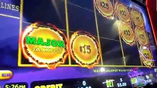 Major Win Max Bet Autumn Moon Free spins Bonus DRAGON CASH