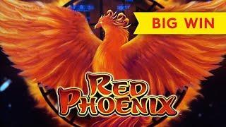 Red Phoenix Slot - NICE SESSION, ALL FEATURES!