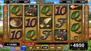 Genius of Leonardo slot - 6,825 win!