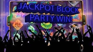 • Jackpot Block Party • Bonus Round Brings The Raja A Jackpot! •