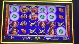 £5 max bet slots gambling at Genting Casino Nottingham