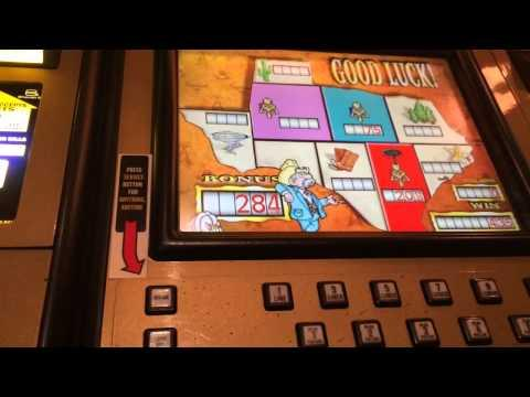 Texas Tea max bet $22.50 high limit slot bonus round