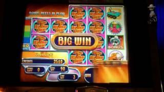 WMS - Return to Planet Loot Slot Bonus