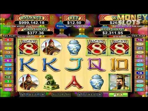 Lucky 8 Video Slots Review | MoneySlots.net