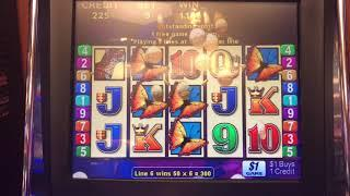 Brazil - Bonus Round Free Games Jackpot Handpay on $9 Bet