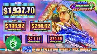 Princess Andromeda 95% slot machine, Progressive Commentary