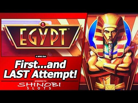 Egypt Slot - First and Last Attempt(s) in New Winning Streak title