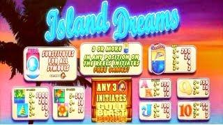 BIG WIN on ISLAND DREAMS SLOT MACHINE POKIE BONUSES - PECHANGA CASINO