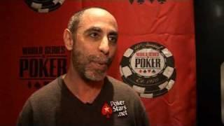 WSOP 2009 November Nine   Barry Greenstein On Playing Heads Up World Series of Poker WSOP 2009