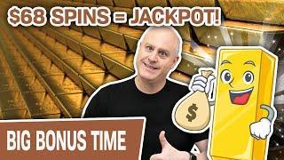 ⋆ Slots ⋆ $68 SPINS at Atlantis Reno ⋆ Slots ⋆ JACKPOT on Gold Stacks Slots!