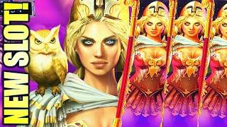 ATHENA UNLEASHED! ⋆ Slots ⋆BETTER THAN MEDUSA? Slot Machine (SG)