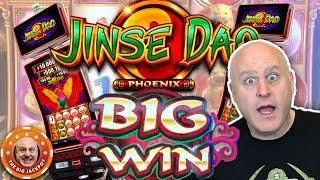 •MAX BET •Jinse Dao Phoenix Slot Fun! •BIG WINS! | The Big Jackpot