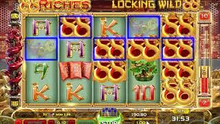 88 Riches slots - 85 win!