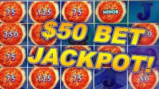 $50 BIGS BETS WITH JACKPOTS! ★ Slots ★ FIRE LINK SLOT MACHINE ★ Slots ★ LIGHTNING LINK HANDPAY