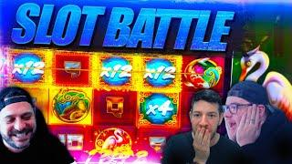 SUNDAY SLOTS BATTLE WITH A TWIST! LOWEST EVER PAYS FROM PREVIOUS BATTLES!