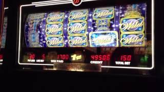 Moon Goddess-Bally Slot Machine Bonus