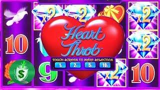 ++NEW Heart Throb Lightning Link slot machine