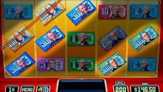 Crazy Money Gold Slot - NICE SESSION, ALL FEATURES!