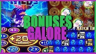 • Non-Stop BONUSES GALORE • • Slot Machine Pokies w Brian Christopher