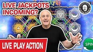★ Slots ★ LIVE Jackpots Incoming? ★ Slots ★ Hoping for HUGE Online SLOT WINS!