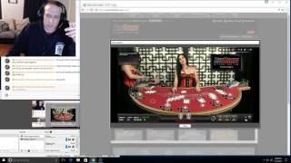 Live Stream 1 Blackjack Professional, Michael Morgenstern Live Stream