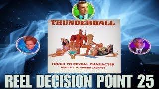 Reel Decision Point 25 - James Bond Thunderball