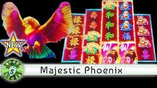 •️ New - Majestic Phoenix slot machine, Bonus