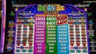 Big Profit - Double 3X4X5 Times Pay Max Bet $3 / 赤富士スロット, カリフォルニア, カジノ, しつこくプレー