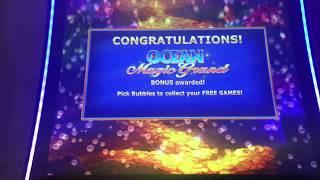 Ocean Magic Grand Slot Machine Bonus