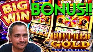 ⋆ Slots ⋆ MAKING THAT ⋆ Slots ⋆ ON BUFFALO GOLD REVOLUTION! ⋆ Slots ⋆ LIVE PLAY + BONUS WINS   Slot