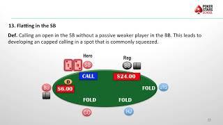Poker Pitfalls - Episode 13, Flatting in the Small Blind