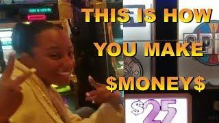 OH S***!!! MY DAUGHTER WINNING ON SLOTS!! MAKING MONEY!! LEARNING MY TIPS & STRATEGIES