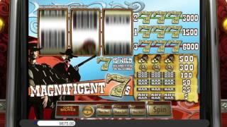 Magnificent 7s• free slots machine by Saucify preview at Slotozilla.com