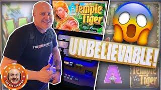 Is This The BEST Temple of the Tiger Run on YouTube??!!