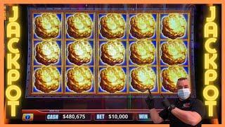 ⋆ Slots ⋆Finally! JACKPOT Win On Eureka Lock It Link⋆ Slots ⋆
