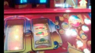Empire - Pinball Nudger 5p JACKPOT!!!!