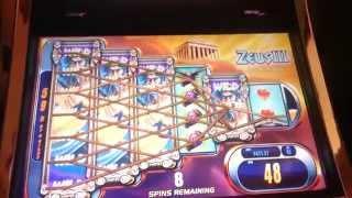 Zeus 3 1c Bonus - Big Win