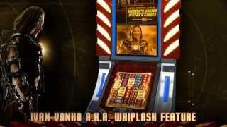 IRON MAN™ Slot Machines By WMS Gaming