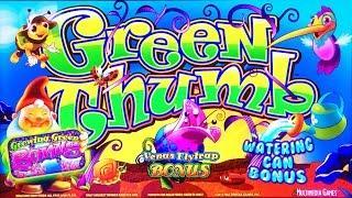 Green Thumb slot machine, DBG