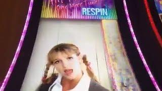 TOXIC WINS - Britney Spears Slot Machine Live Play & Bonus