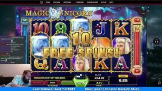 Magic Unicorn - Big Win