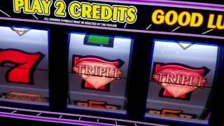 Triple Diamond Strike Slot Machine Jackpot! Triple Diamond Strike Jackpot.