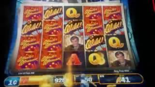 BIG WINS - Wonder Woman Wild Slot Machine Bonus & Line Hit