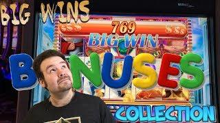 A Collection of Slot Machine Bonus Rounds and Huge Wins Vol. 19