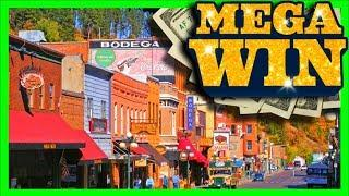 SLOT MACHINE BONUS BIG WINS! • Back To Back Bonus! • Let's Explore Deadwood With SDGuy1234