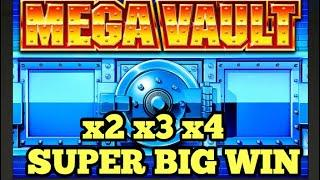 ***MEGA VAULT SUPER BIG WIN*** I HATE WMS Games