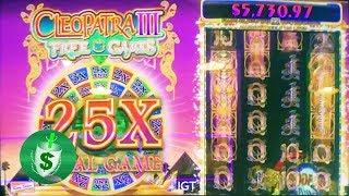 ++NEW  Cleopatra III slot machine