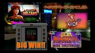 Magical Bat Fortune Slot Bonus BIG WIN