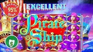 Pirate Ship 95% slot machine